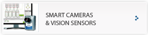 Smartcam and vision sensors for machine vision applications
