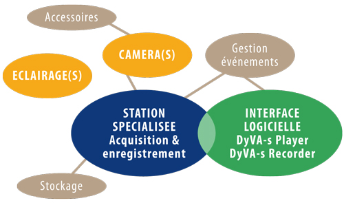 Dyva-s, solution de video rapide